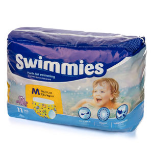Ontex Group Swimmies M 12+ kg, 11ks