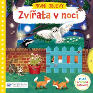 SVOJTKA & Co., s.r.o. Zvířata v noci
