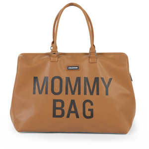 CHILDHOME PŘEBALOVACÍ TAŠKA MOMMY BAG BROWN
