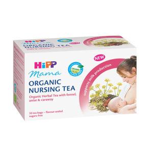 HiPP MAMA sáčkový čaj BIO pro kojící 20x1.5g