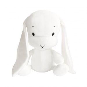 Effiki Effík Bunny bílý s bílými oušky, velikost L