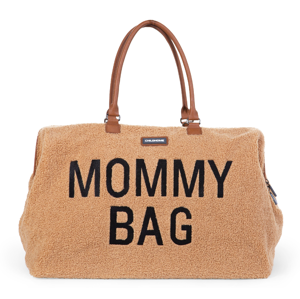 CHILDHOME PŘEBALOVACÍ TAŠKA MOMMY BAG TEDDY BEIGE