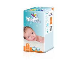 Magics Flexidry vel. 1 Newborn 2 - 5 kg, 50 ks