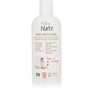 Eco Naty Dětská ECO pěna do koupele Naty 200 ml
